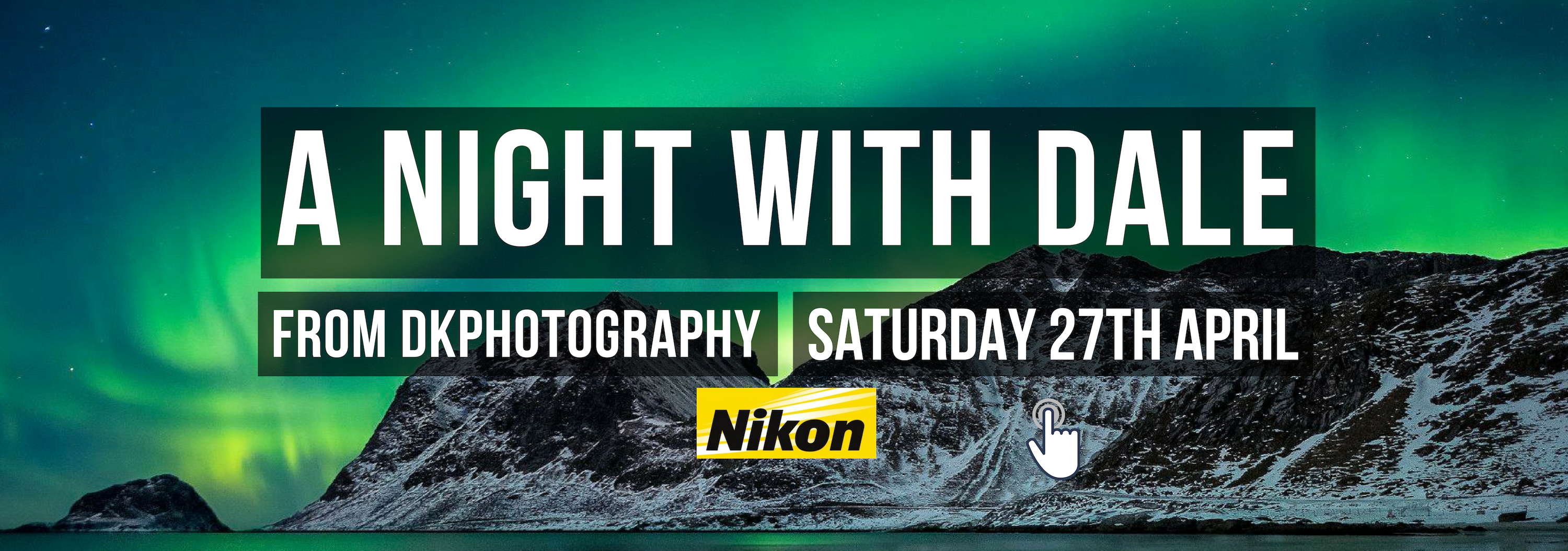 A Night With Dale Sharpe from DKPhotography + Nikon