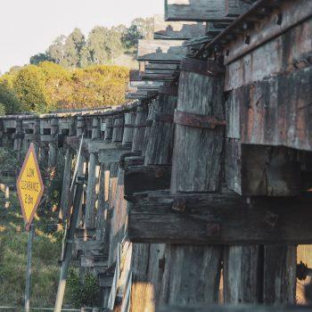 Wood meets rail