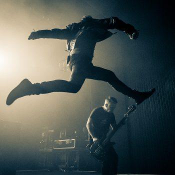 Phil in Flight