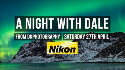 Dale Sharpe Nikon Photographer