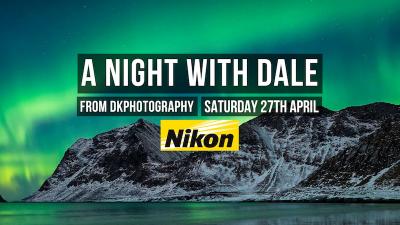 Dale Sharpe Nikon Photography